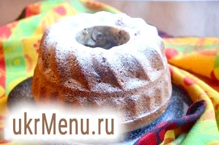 Маковий кекс