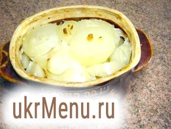 Фото - Картопля з цибулею