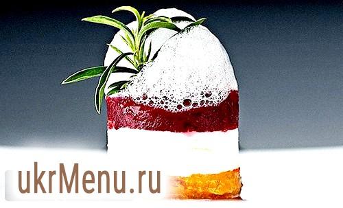 Модне кулінарний напрям - молекулярна кухня
