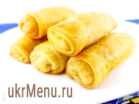 Молдавські пиріжки з капустою
