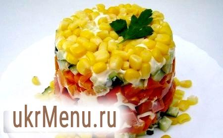 Недорогі новорічні салати