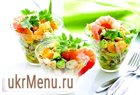 Незвичайні салати на новий рік