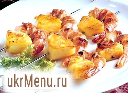 Новорічні страви з риби і морепродуктів: нові рецепти 2015