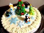 Новорічні торти на 2015 рік рецепти з фото