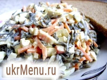 Нові салати до нового року 2015