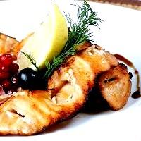 Осетер - кращий вибір для дієтичних страв