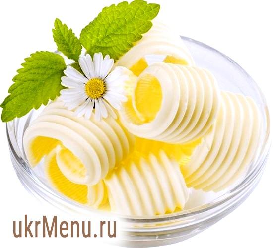 Овочі на вершковому маслі