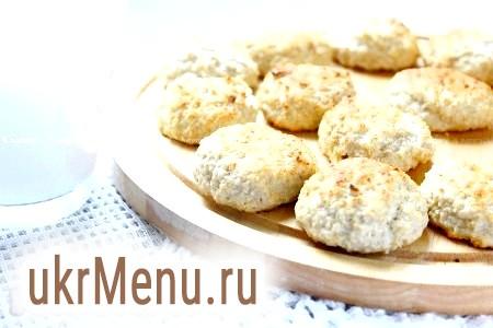 Вівсяно-сирне печиво