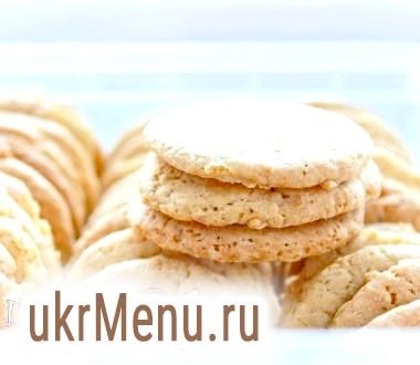 Вівсяне печиво по ГОСТу