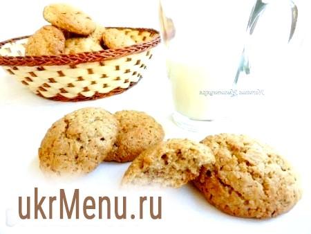Вівсяне печиво в домашніх умовах
