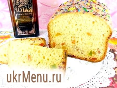 Паску в хлібопічці