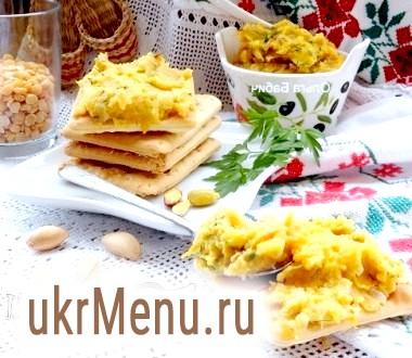 Фото - Паштет з гороху або смачна начинка для пиріжків