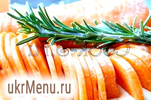 Фото - морква