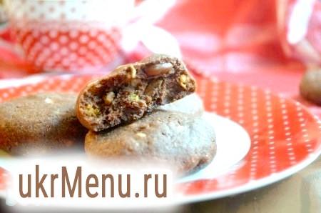 Печиво з білим шоколадом