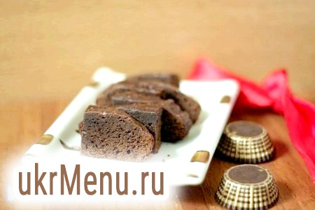 Американський шоколадний пиріг