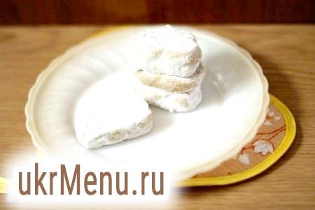 Пісочне печиво з корицею