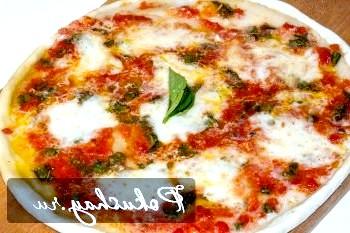 Піца «маргарита»