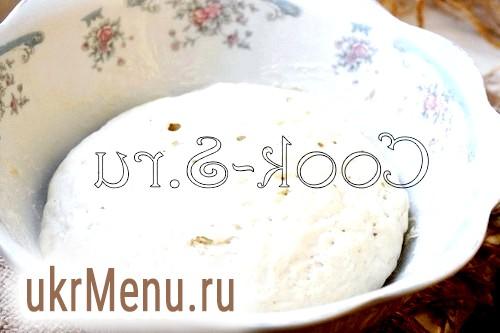 Фото - дріжджове тісто