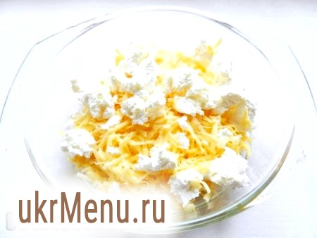 Фото - Додати до сиру сир.