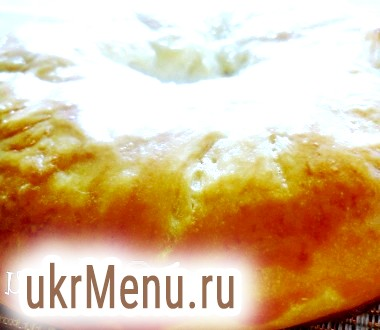 Пироги на вибір - дуже смачне і повітряне тісто