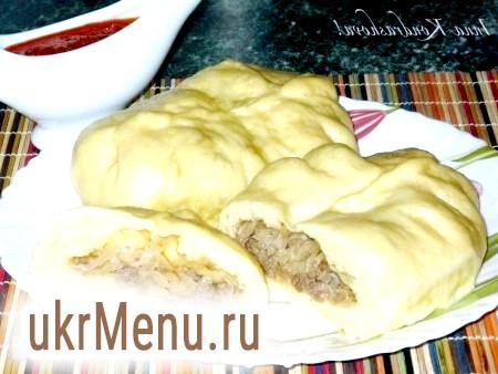 Фото - Смачні пянсе можна подавати до столу, радуючи близьких прекрасним блюдом.