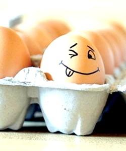 Детальна інформація про курячих яйцях