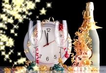 Привітання з Новим роком 2012