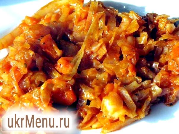 Приготування смачної тушкованої капусти - способи, рецепти