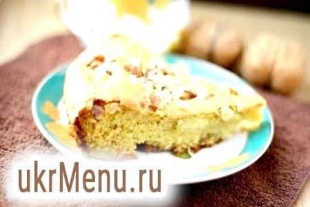 Простий рецепт яблучного пирога