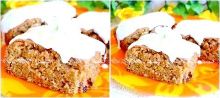 Простий рецепт морквяного пирога