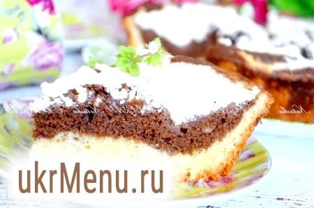 Простий рецепт пирога з сиром