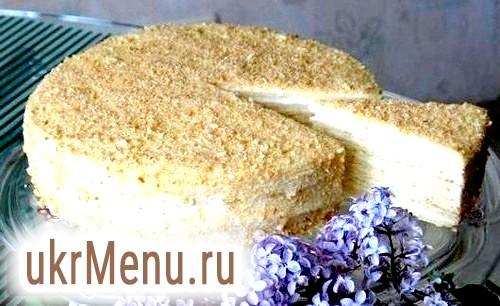 Простий торт - рецепт найсмачнішого сметанника з фото і відео. секрети приготування