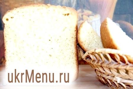 Пшенично-кукурудзяний хліб в хлібопічці