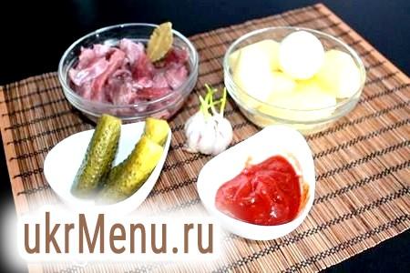 Фото - Рецепт азу з яловичини