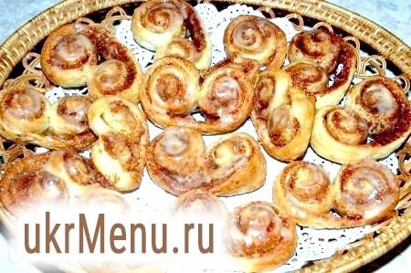 Рецепт берлінського печива