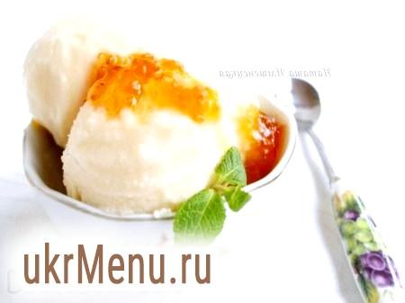 Рецепт домашнього морозива без вершків