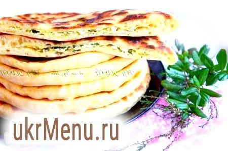 Рецепт хачапурі на сковороді