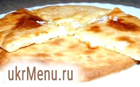 Рецепт хачапурі по-імеретинськи