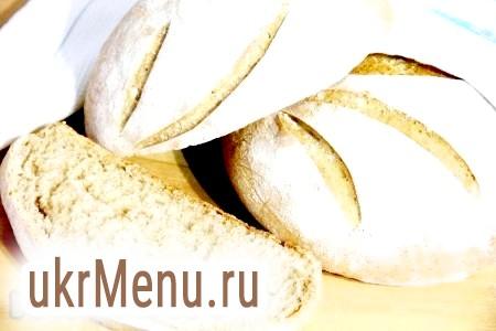 Рецепт хліба