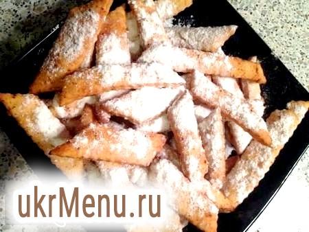 Рецепт хрустиків на горілці: швидко і просто