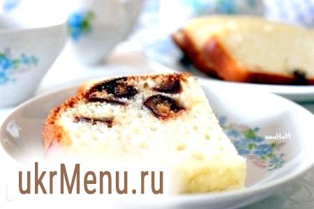 Рецепт манника на кефірі в хлібопічці