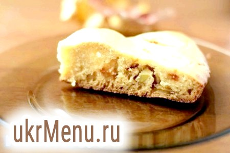 Рецепт манника з яблуками
