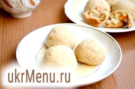 Рецепт печива з вівсяної муки