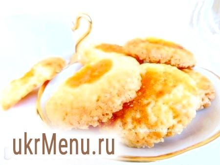 Рецепт печива з джемом