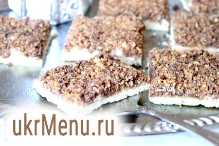 Рецепт печива з заварним кремом