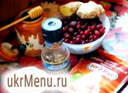 Рецепт приготування журавлинного соусу до м'яса на дому