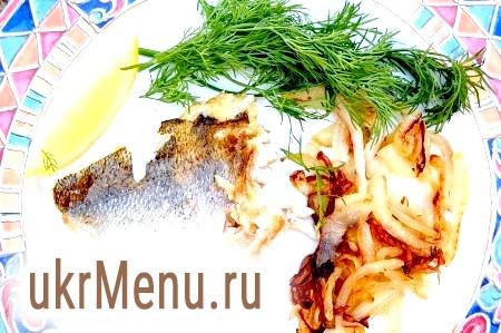 Рецепт риби на грилі