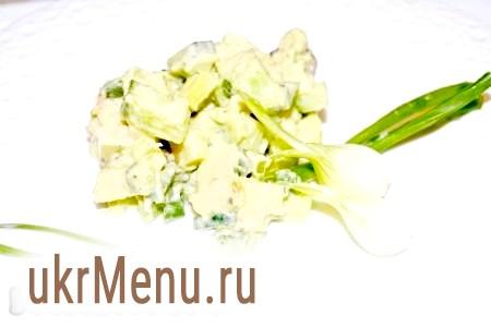 Рецепт салату з авокадо
