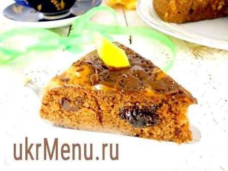 Рецепт шоколадного кексу в мультиварці