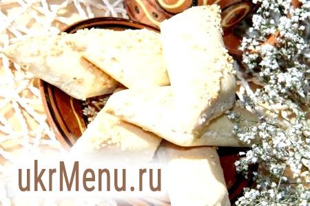Рецепт листкового печива
